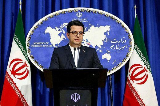 واکنش ایران به اظهارات تهدیدآمیز وزیر خارجه فرانسه