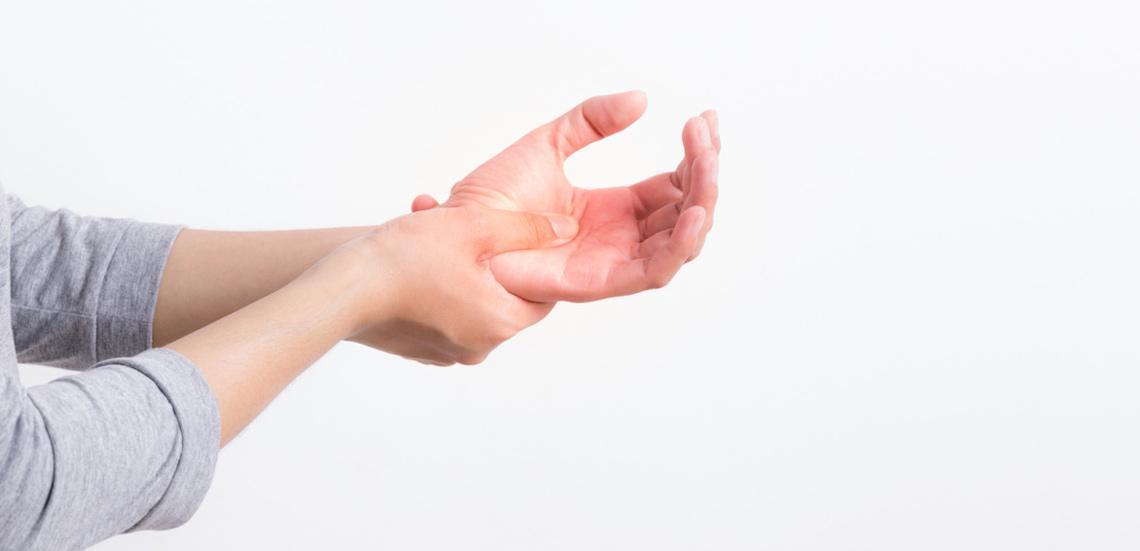 چرا دست هایم خواب می رود؟