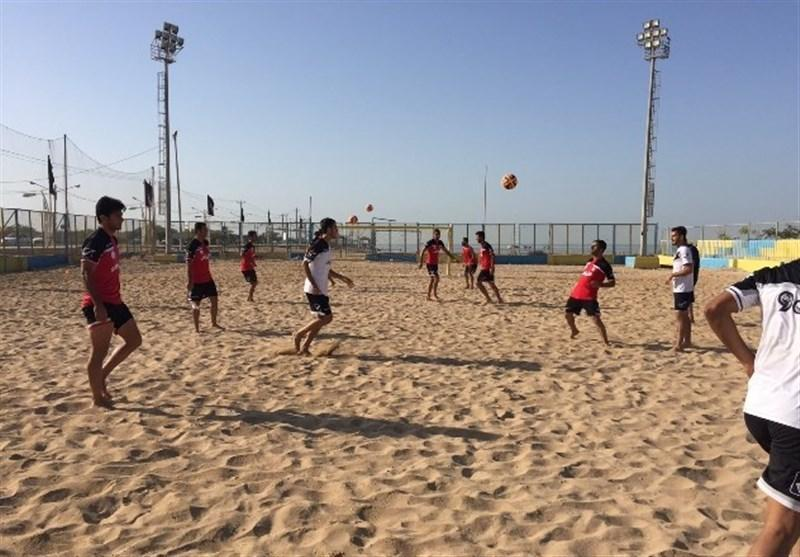 تورنمنت بین المللی فوتبال ساحلی در بوشهر برگزار می گردد