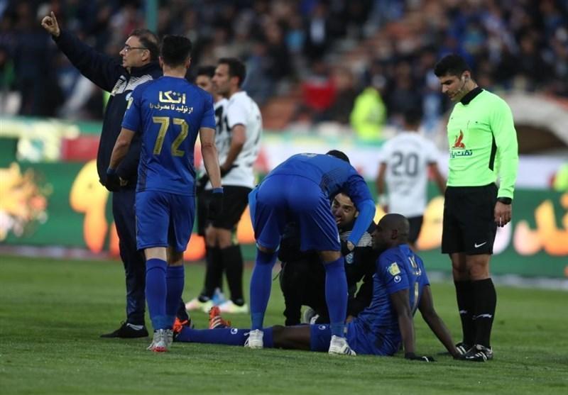 اقبالی: مصدومان زیاد استقلال نشان می دهد بازیکنان در تمرین به یکدیگر رحم نمی کنند، AFC می داند فوتبال ما صاحب ندارد