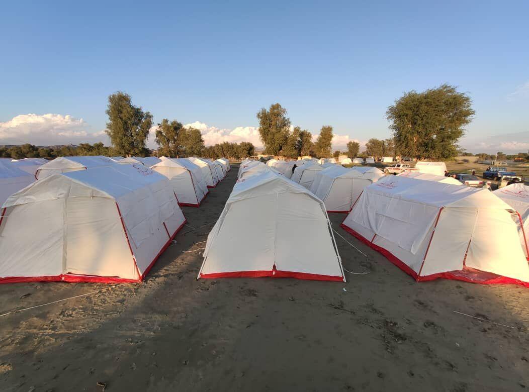 خبرنگاران امدادرسانی به سیلزدگان سیستان و بلوچستان همچنان ادامه دارد