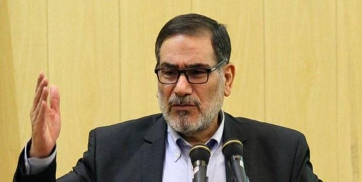 شمخانی: مخالفت آمریکا با تسهیلات درخواستی ایران از صندوق بین المللی پول مصداق جنایت علیه بشریت است