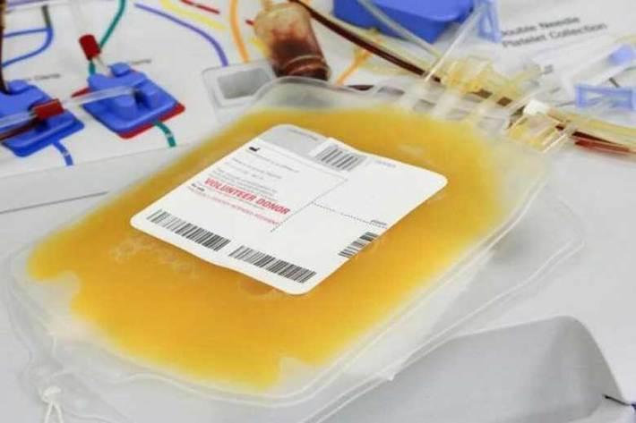 افراد مبتلا به ویروس کرونا بعد از یک ماه بهبودی می توانند پلاسما اهدا کنند