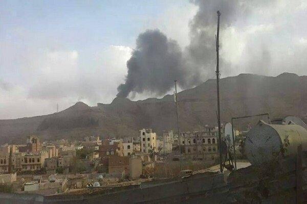 حملات موشکی و توپخانه ای گسترده به استان صعده یمن