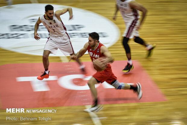 تعویق احتمالی دیدارهای پنجره دوم و سوم انتخابی بسکتبال کاپ آسیا