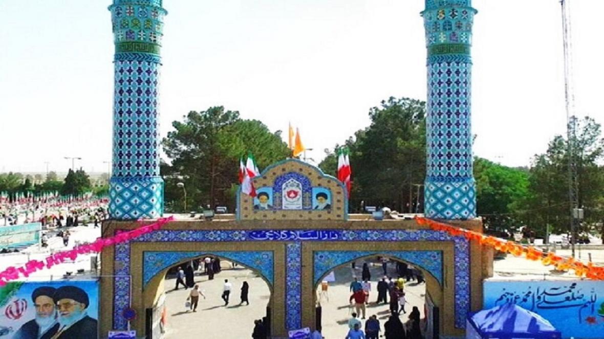 تعطیلی آرامستان های کاشان در روز عید سعید فطر