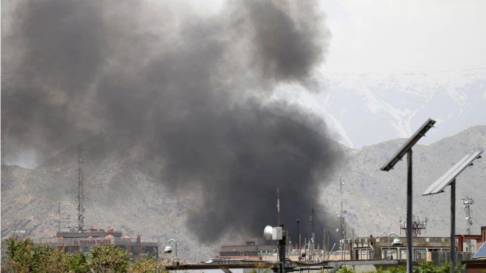 انفجار خط لوله انتقال نفت در سوریه