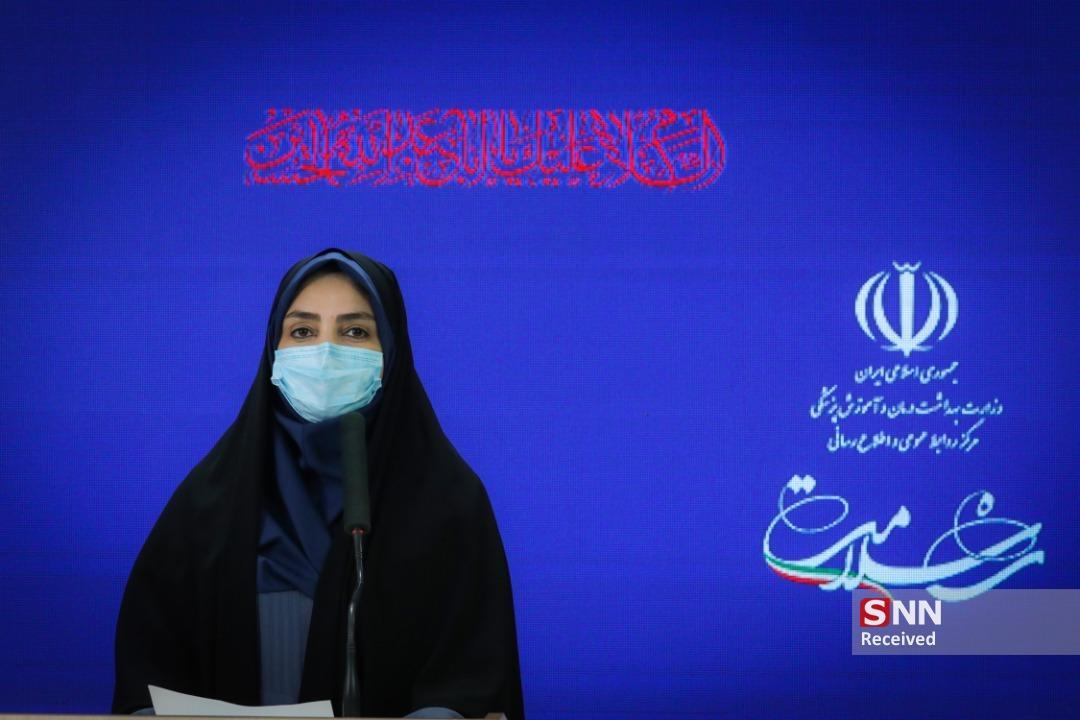 آخرین آمار کرونا در ایران، شناسایی 5960 بیمار جدید مبتلا به کروناو فوت 337 هموطن دیگر