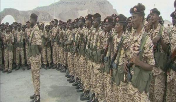 ورود مزدوران جدید سودانی به مرزهای یمن