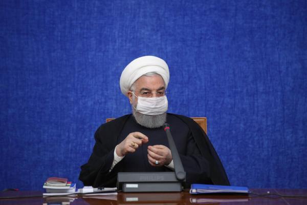 روحانی: میلیون ها دوز واکسن خارجی وارد شده است