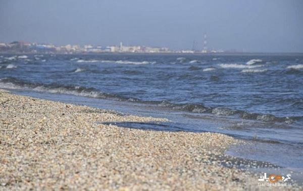 ساحل صدف آستارا، جاذبه ای زیبا و بی نظیر
