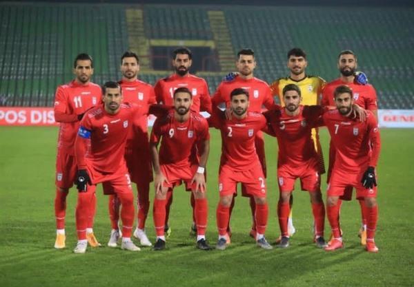 اولین لیست تیم ملی در سال 1400