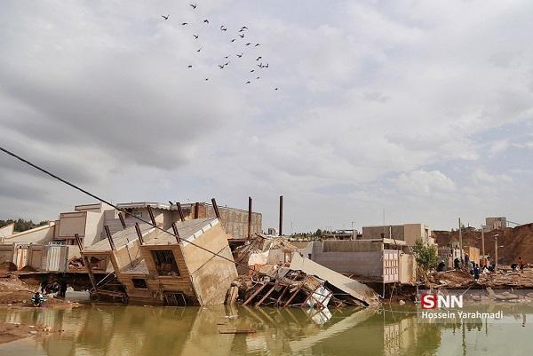 گزارش های نهایی هیأت ویژه گزارش ملی سیلاب ها منتشر شد خبرنگاران
