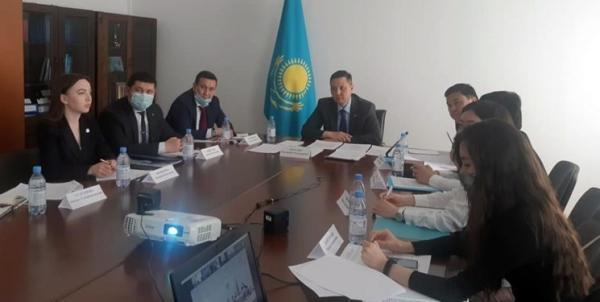 برگزاری دهمین دور مشاوره های کنسولی قزاقستان و مغولستان